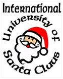 University of Santa Claus logo